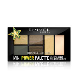 Rimmel Mini Power Palette - N 005 - Boss Babe