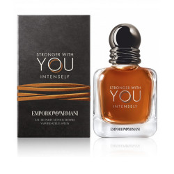 Giorgio Armani Stronger With You Intensely Eau De Parfum - 100 ml