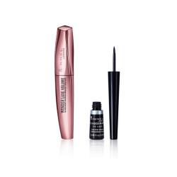 Rimmel Wonder Luxe Volume Mascara + Exaggerate Liquid Eyeliner Set