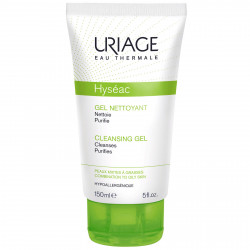 Uriage Hyseac Cleansing Gel for Face & Body - 150 ml