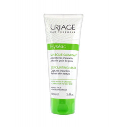 Uriage Hyseac Exfoliating Mask - 100 ml