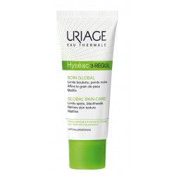 Uriage Hyseac 3-Regul Global Skin-Care - 40 ml