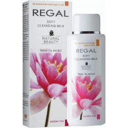 Regal Natural Beauty Soft Cleansing Milk Makeup Remover - 200 ml