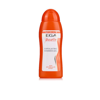 Regal Silhouette Exfoliating Shower Gel With Anti-Cellulite Effect - 200 ml