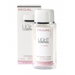 Regal Light Control Whitening Lotion - 135 ml