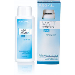 Regal Matt Control Cleansing Lotion For Oily Skin -  200 ml