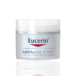 Eucerin - Aquaporin Active cream With SPF 25 - 50 ml