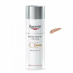 Eucerin - Hyaluron Filler CC Cream -Medium - 50ml