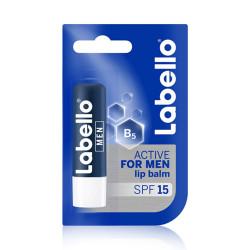 Labello Active For Men Caring Lip Balm - 4.8g
