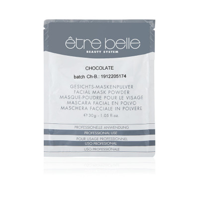 Etre Belle Chocolate Facial Mask Powder