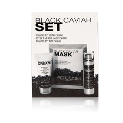 Etre Belle Black Caviar Facial Set