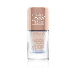 Catrice More Than Nude Nail Polish - N 02 - Pearly Ballerina