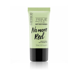 Catrice Prime And Fine Anti-Red Primer -  30 ml
