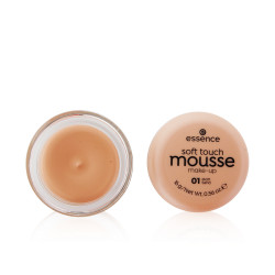 Essence Soft Touch Mousse Make Up - N 1