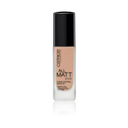 Catrice All Matt Plus Shine Control Make Up - N 020 - Nude Beige
