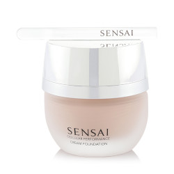 Sensai Cellular Performance Cream Foundation - N CF12 - Soft Beige