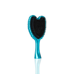 Tangle Angle Hair Brush - Turquoise Medium