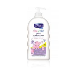Septona Calm N' Care Shampoo & Bath With Hypericum & Lavender - 500ml