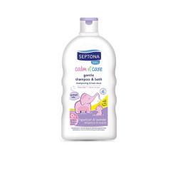 Septona Calm N' Care Shampoo & Bath with Hypericum & Lavender - 200 ml