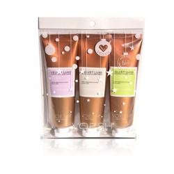 Voesh Velvet Luxe Holiday Set Body & Hand Cream 3 Pcs x 85 ml