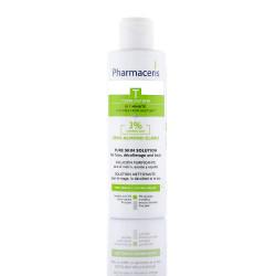 Pharmaceris - Sebo-Almond-Claris 3% Antibacterial Cleanser For Oily Skin - 190 ml