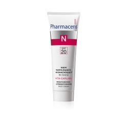 Pharmaceris N Vita Capilaril Moisturizing Strengthening Face Cream With SPF 20 - 50ml