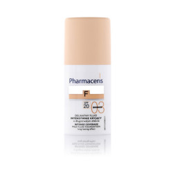 Pharmaceris Intense Mild Fluid Foundation Long Lasting Effect With SPF 20 - N 3 - Bronze