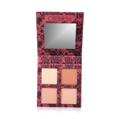 Beauty Creation Scandalous Glow Highlighter Palette