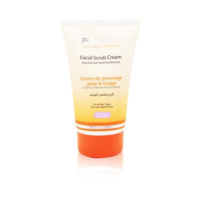 Fouf - Facial Scrub Cream - 125ml
