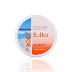 Fouf - Body Butter - Chocolate - 200ml
