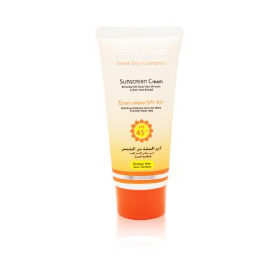 Fouf - Sunscreen Cream With SPF45 - 75ml