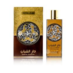 Royal Daar Al Shabaab Eau De Perfume for Men - 80 ml