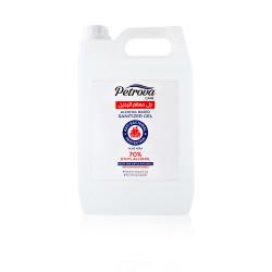 Petrova Hand Sanitizer Gel - 5000 ml