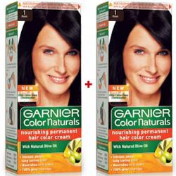 Garnier Color Naturals - N 1 - Black - 25% OFF
