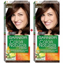 Garnier Color Naturals - N 5 - Light Brown - 25% OFF