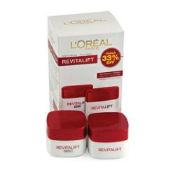 L'oreal Paris Revitalift Skin Care Routine Day and Night Cream - 33% off