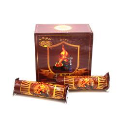 Royal Torch Charcoal Tabs - 80 Pcs