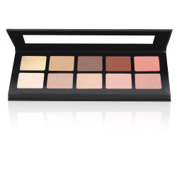 HN Professional Makeup Contouring Cream & Contouring Powder Palette - So Beautiful