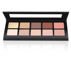 Hn Professional Makeup Contouring Cream & Contouring Powder Palette - So Beautiful