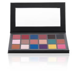 Hn Professional Makeup Eye Shadow Palette - Re