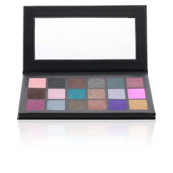 Hn Professional Makeup Shimmer/Matte Eye Shadow Palette - Mi