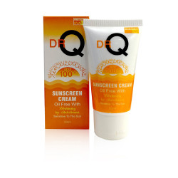 Dr Q - Sunscreen White Oil Free With SPF 100 - 50 ml