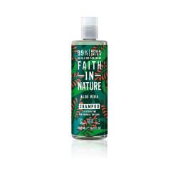 Faith In Nature Natural & Origin Aloe Vera Shampoo - 400 ml