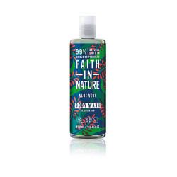 Faith In Nature Natural & Origin Aloe Vera Body Wash - 400 ml