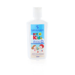 Savanah Mineral Sunscreen for Kids with SPF50 - 120 ml