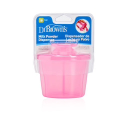 Dr.Browns Options Milk Powder Dispenser - Pink