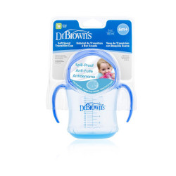 Dr.Browns Feeding Sippy Cup - Blue