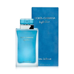 Dolce & Gabbana Light Blue Eau Intense Eau De Perfume for Women - 100 ml