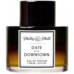 Philly & Phill Date Me In Downtown Eau De Perfume for Men - 100 ml