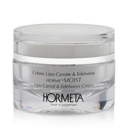 Hormeta Horme Moist Lipo Carrot & Edelweiss Cream - 50 ml